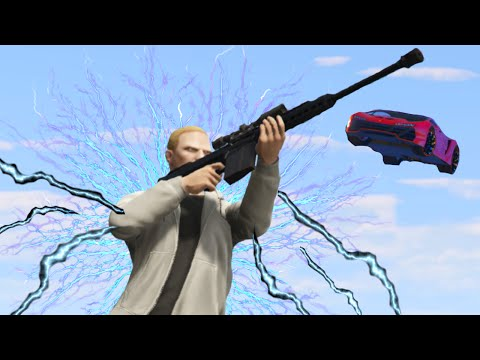 ELECTRIC SNIPERS vs BOMBERS! (GTA 5 Funny Moments)