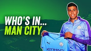 This Man City lineup can conquer Europe ► Who's In