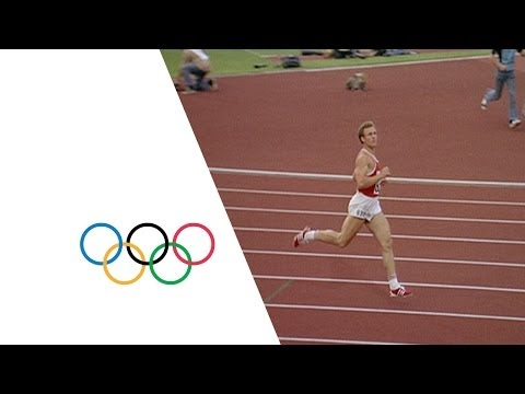 Valeriy Borzov Wins 100m Gold - Munich 1972 Olympic Games