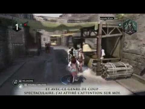 Assassin's Creed Brotherhood - Walkthrough Multijoueur