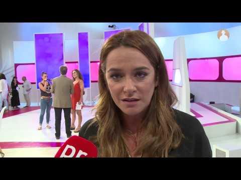 Toñi Moreno entrevista a Mariló Montero en 'T con T' y se cuela en el 'prime time' con el Ébola