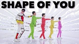 download lagu Shape Of You Dance Choreography  Ed Sheeran  gratis