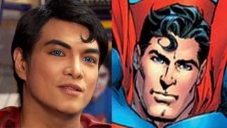 Real life Superman: Herbert Chavez gets 19 surgeries to look like super hero