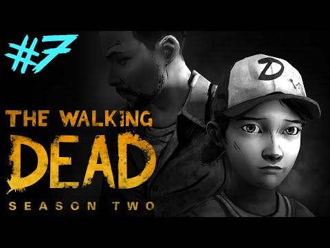 THE WALKING DEAD (SEASON 2) : Let's Play #7 [FACECAM] - NEUER UPLOADPLAN !!