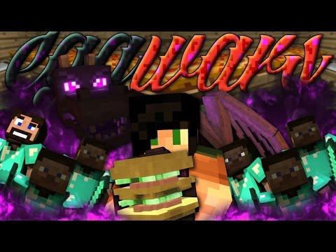 GLI FACCIAMO IL SANDWICH SULLA PIZZA - Minecraft ITA - EGGWARS w/ TearlessRaptor