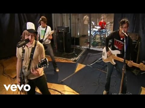 Fall Out Boy - Dance, Dance (Live @ AOL Sessions)