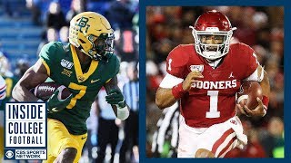 #7 Baylor at #6 Oklahoma Preview | Inside College Football
