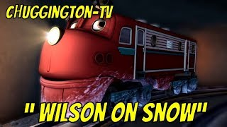 Chuggington - Wilson On Snow _Chuggington Cartoon _Chuggington Full Movie (2018) | Chuggington TV