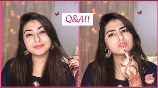 My Boyfriend, Tattoo, School life and more. || Q&A 💗
