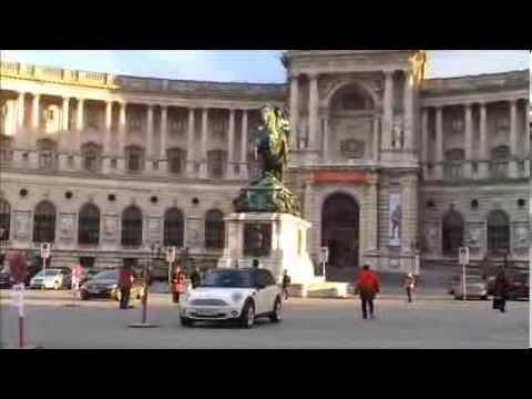 Прогулка по Вене Австрия 2 часть