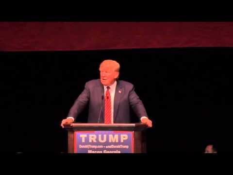 Video: Donald Trump on sending American troops overseas