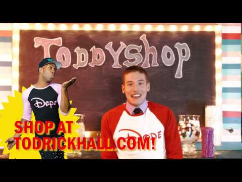 The ToddyShop - now open! (music video)