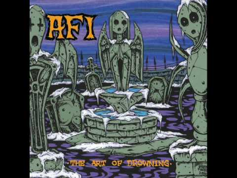 AFI - Of Greetings And Goodbyes