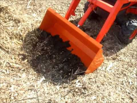 Kubota BX Quick Attach