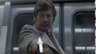 Bronson Subway Train Scene 1974