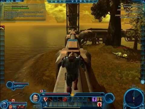 SWTOR Datacron Locations - Hutta (Empire)
