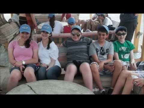 The Solomon Schechter Day School of Bergen County Class of 2012 Israel Encounter Slideshow