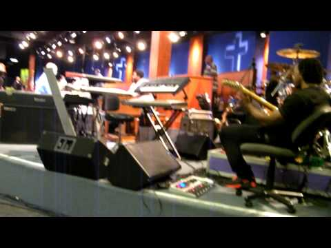 Watch Me Praise Him- City of Refuge Band