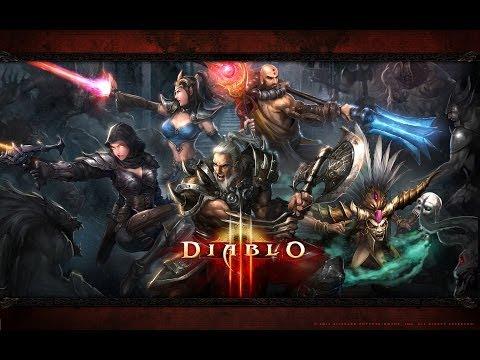 Исправление лагов в игре Diablo 3