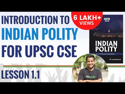 Polity Lecture For Ias : 1.1 Introduction Ias Preparation video