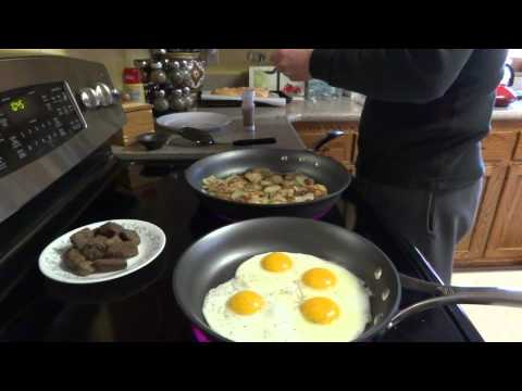 Easy High Protein Breakfast for bodybuilders