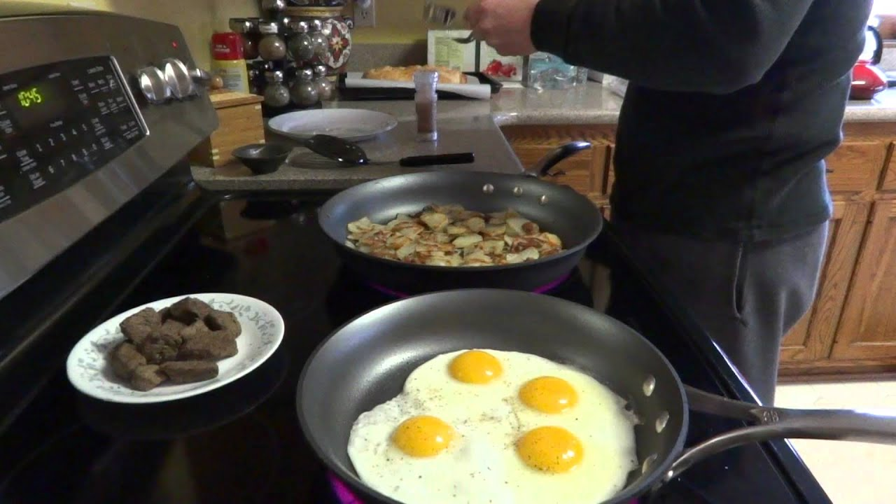 Foods High In Protein To Eat For Breakfast