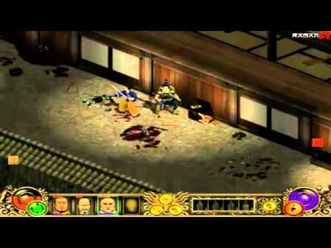 Throne of Darkness gameplay