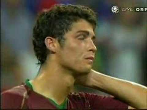 Cristiano Ronaldo during World Cup Germany 06 ( K.C.)