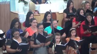 Igreja Apostolica   Coral Gama   GC 019 Gloria a Deus nas Alturas