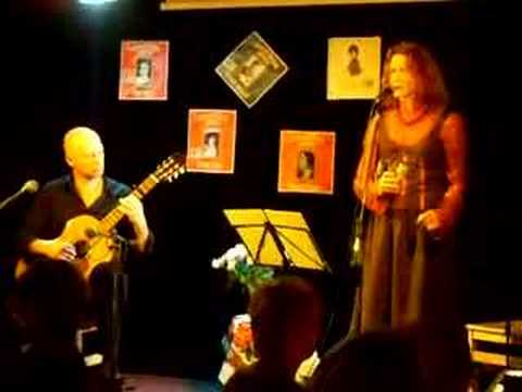Old russian romance performed by Anta Engele