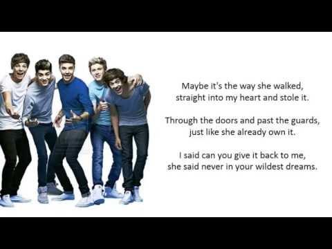 la letra de la cancion ella y yo de don: