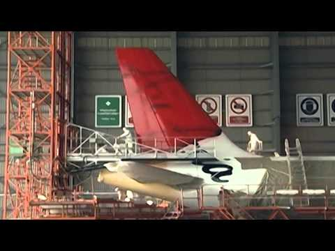 The Making Of AirAsia's 100th Dragon!