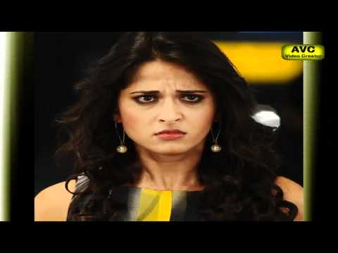 Anushka angry on Media