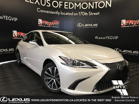 2019 Lexus ES 300H Review