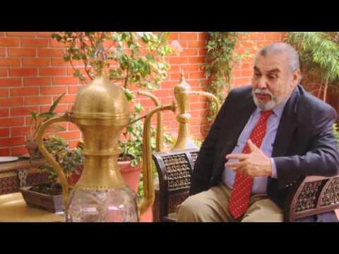 Javier Pérez de Cuéllar en Peruanos en su Salsa