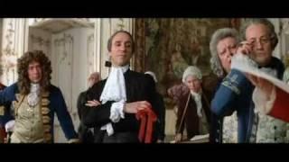 Amadeus Mozart Embarrasses Salieri