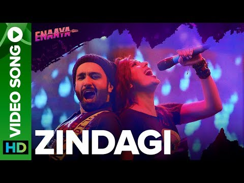 Zindagi Video Song | Enaaya | An Eros Now Original Series