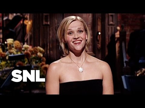 Reese Witherspoon Monologue - Saturday Night Live