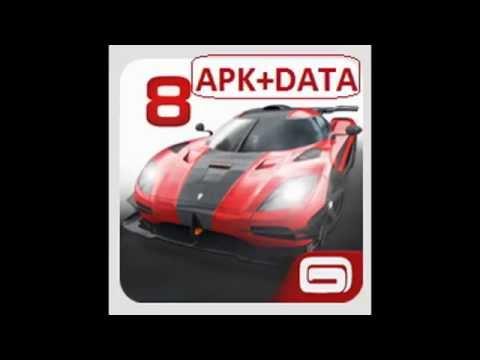 Download Asphalt 8: Airborne v1.6.0 APK+DATA Unlimited Money