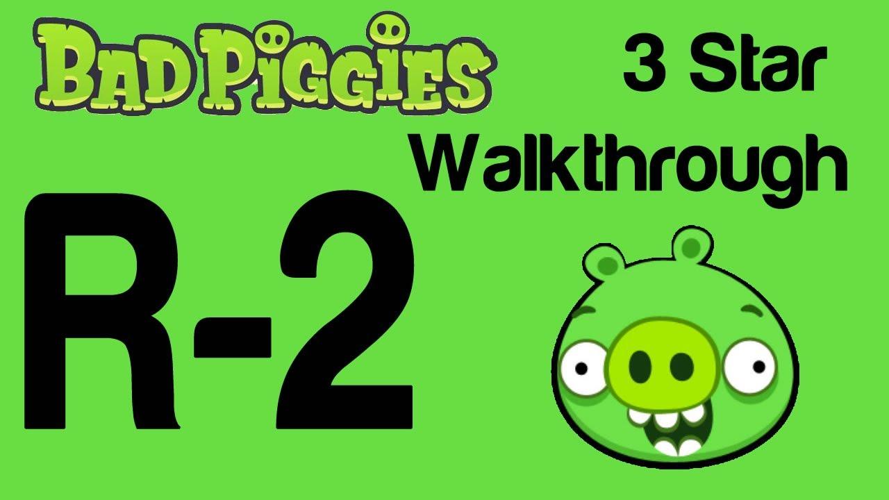 Bad Road Bad Piggies R-2 Road Hogs
