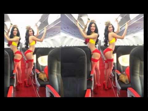 Vietnamese Air Hostess again in Bikini