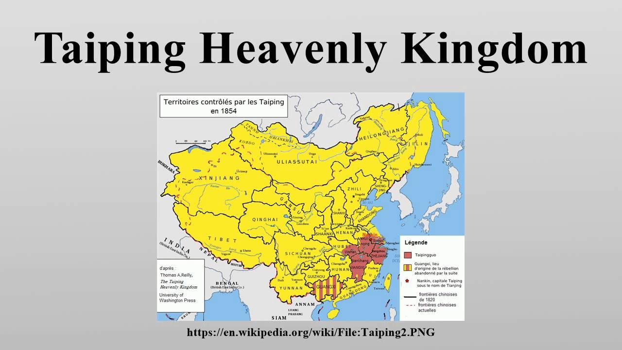 Taiping Heavenly Kingdom Youtube