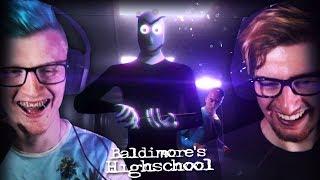 THE WEIRDEST PRINCIPLE IN THE WORLD.. | Baldimore's Highschool