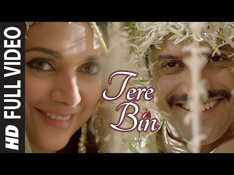 Tere Bin FULL VIDEO SONG | WAZIR | Farhan Akhtar, Aditi Rao Hydari | Sonu Nigam, Shreya Ghoshal