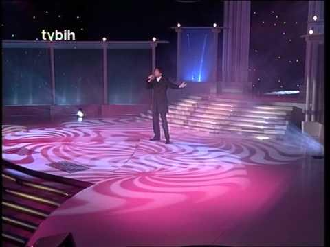 Ivan Mikulić - Kaži joj suzo @ Miss BiH 2000