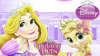 Disney Princess Palace Pets - Rapunzel and Summer Dress Up