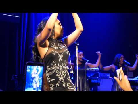 K.michelle - Can't Raise A Man (howard Theatre 12-10-14) video