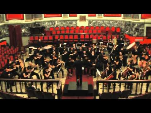 Luis Ernesto Gómez / El Terremoto de Jueves Santo, poema sinfónico