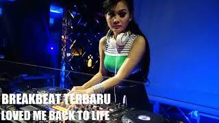 DJ CLARA BUNGA   LOVED ME BACK TO LIFE BREAKBEAT TERBARU