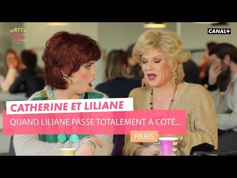 Quand Liliane passe totalement à coté - Catherine et Liliane - CANAL+